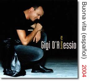 2003 Gigi D'Alessio Buona Vita